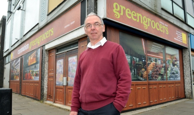 LibDem Councillor Simon Wheeler claims fake shops make ''a huge difference''