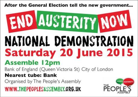 End Austerity Now