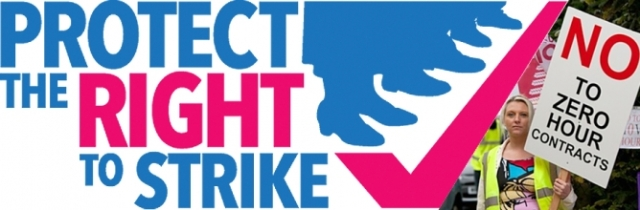 ProtectThe RightTo Strike